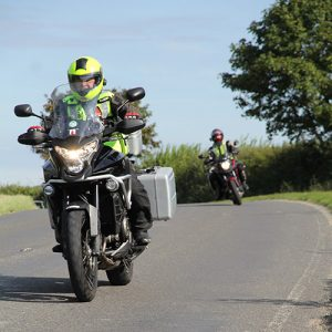 Cambridge Advanced Motorcyclists