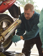 Maintenance Days - Cambridge Advanced Motorcyclists